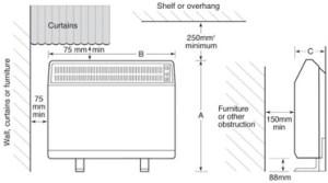 Storage Heater Installation Instructions