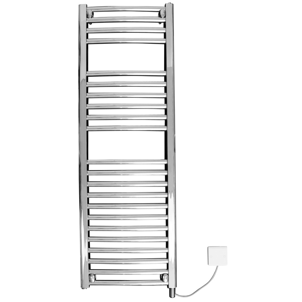 The Ultraheat Chelmsford 600w Electric Ladder towel rail