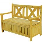 Outdoor Storage Bench The Storage Home Guide