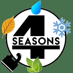 4 Seasons Storage in Pleasantville logo