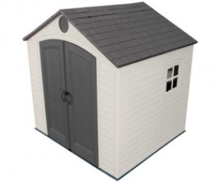 Lifetime 6411 Outdoor Storage Shed Review