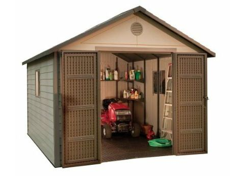 Lifetime 6433 Outdoor Shed