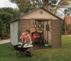 Lifetime 6433 Storage Shed