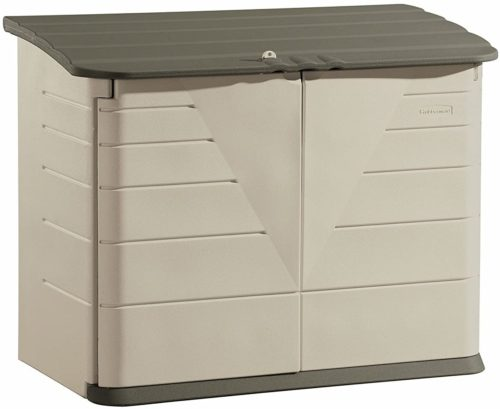 Rubbermaid Outdoor Horizontal Storage Shed