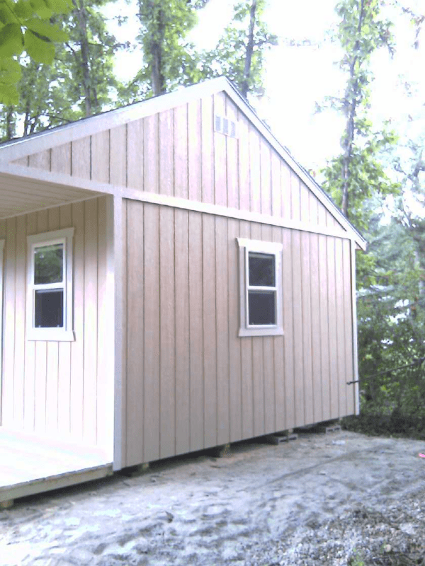 14×18 Shed