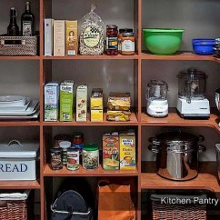 Large Kitchen Pantry Hotels With Kitchens In Rooms Storage Organizer Shelves Pull Out Walk Pantries Can Be Daunting But Our Custom Make Keeping Your