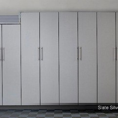 Small White Kitchen Island Bars And Islands Matte Garage Cabinets | Silver ...