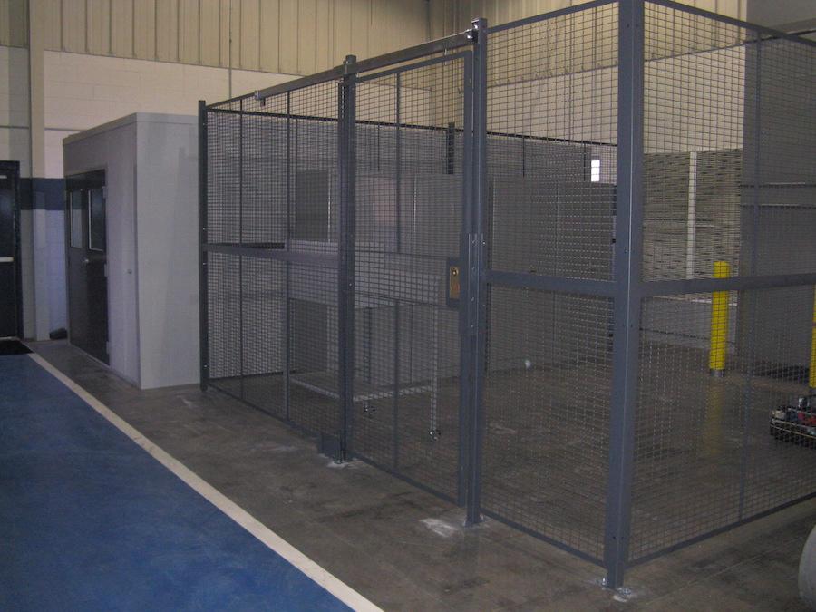 Modular Bldg  Mezzanines  Storage Solutions IncStorage