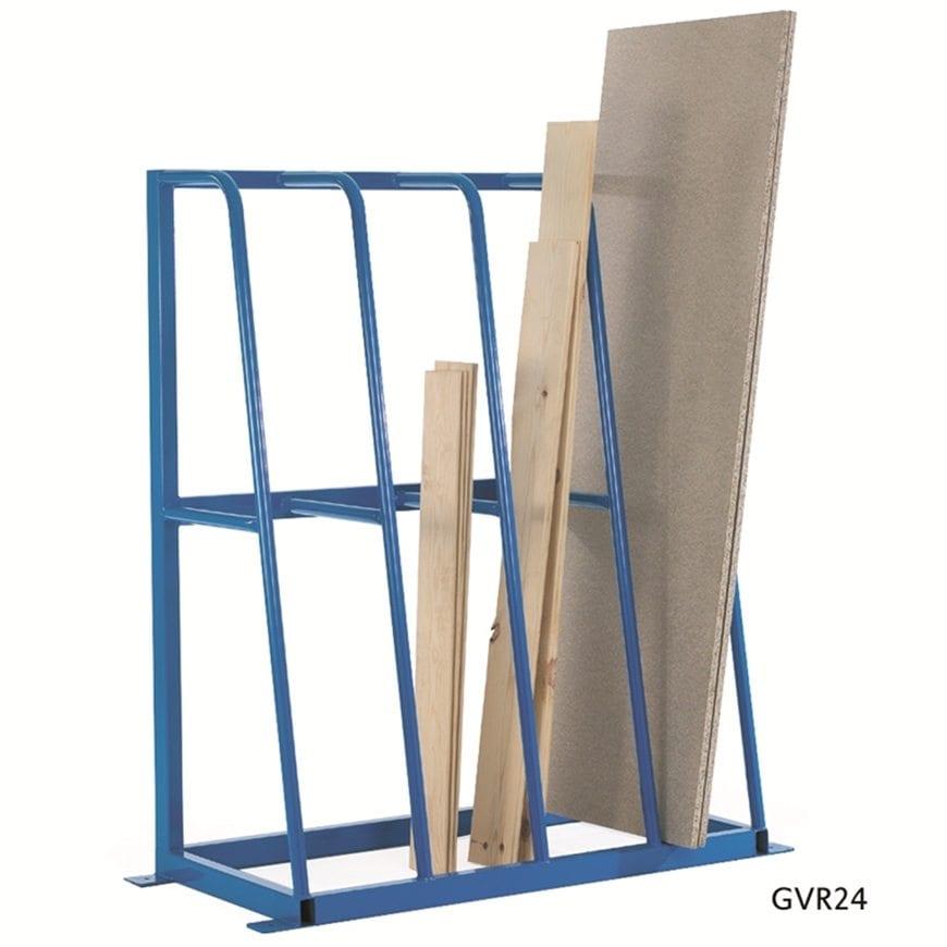 vertical storage rack storage systems
