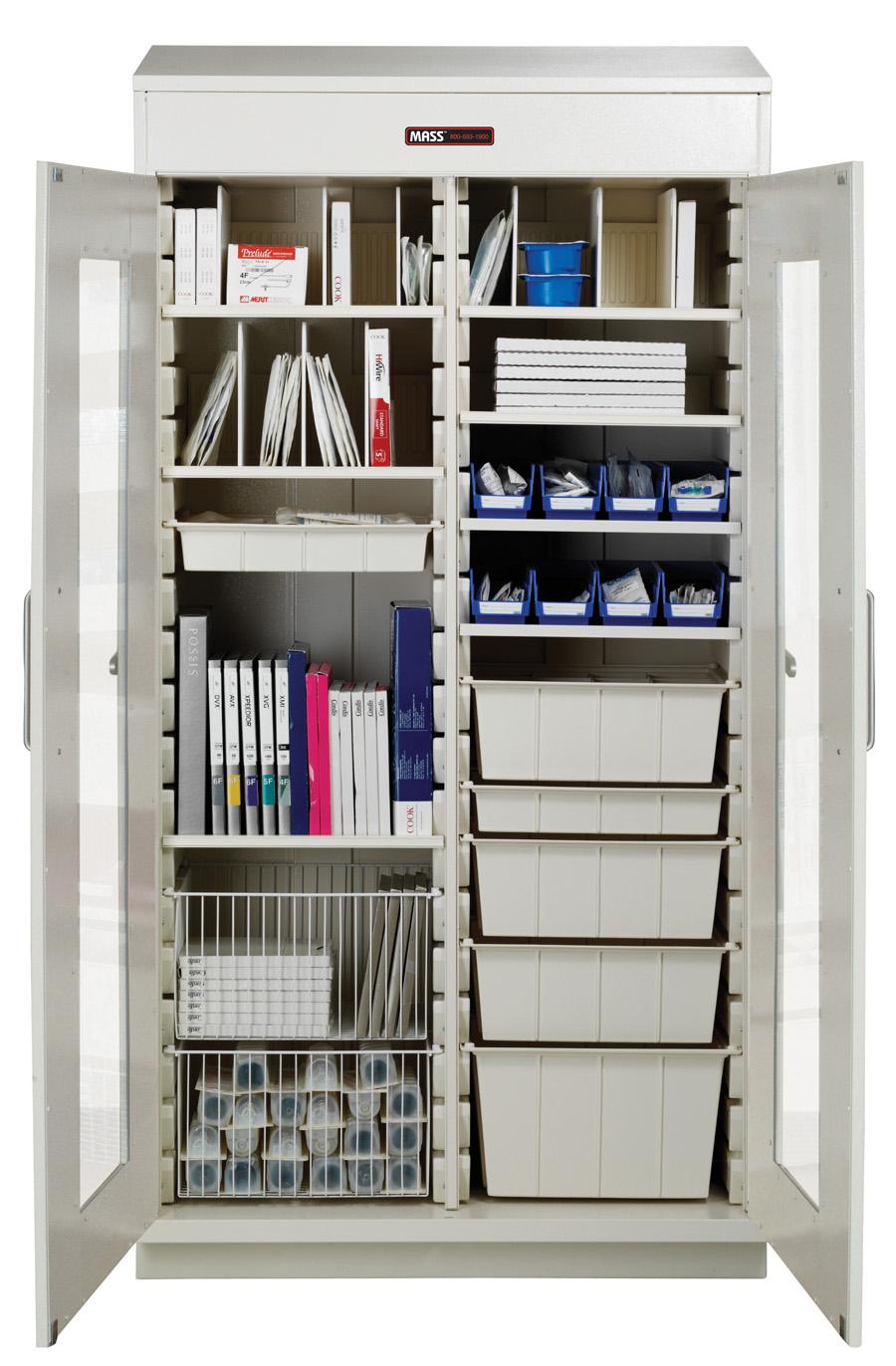 Exchange Supply CabinetMX4400DHG  Storage Systems Unlimited