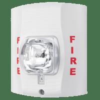 Notifier sensor strobe, white