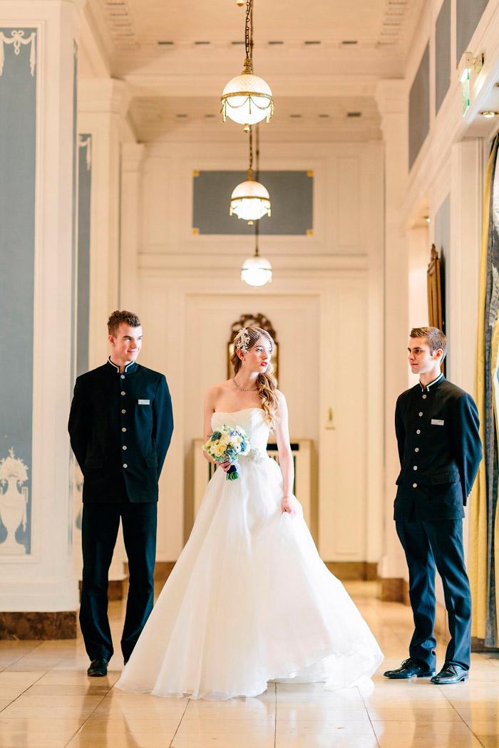 Hochzeit Hotel Atlantik Kempinski