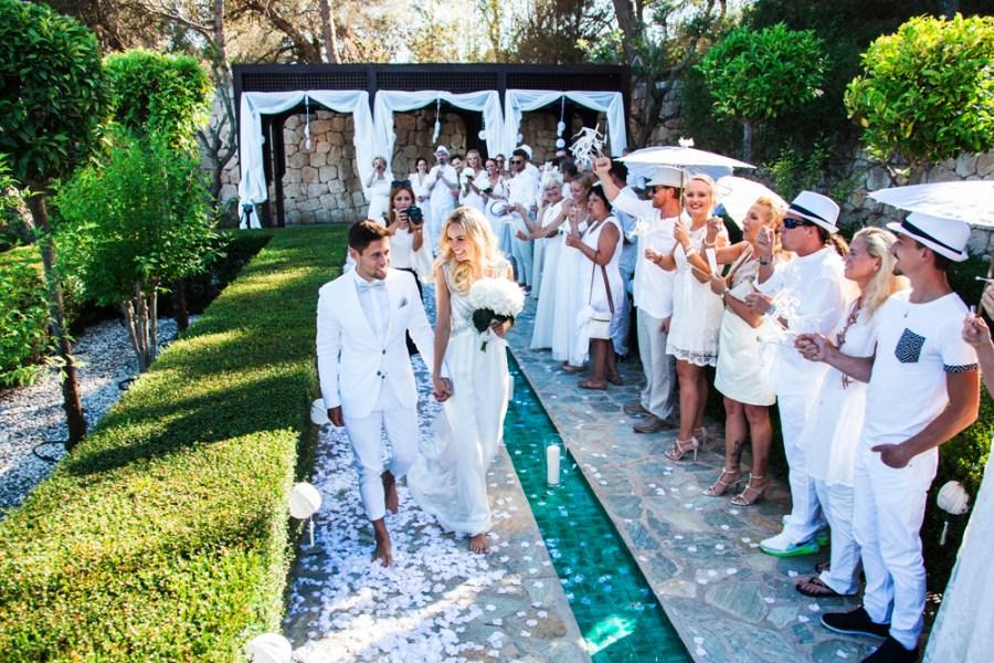 Mit dieser außergewöhnlichen Perspektive beeindruckst du deine Brautpaare