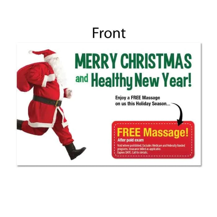 979 Postcard Merry Christmas Amp Healthy New Year