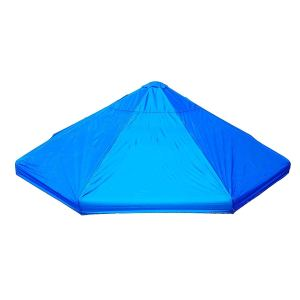 Outdoor Trampoline with Canopy1