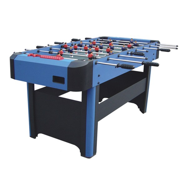 Professional-Top-Quality-Foosball-Soccer-Table-Competition-Sized-Best-Choice-Product-at-Lowest-Price-Color-Black-Blu