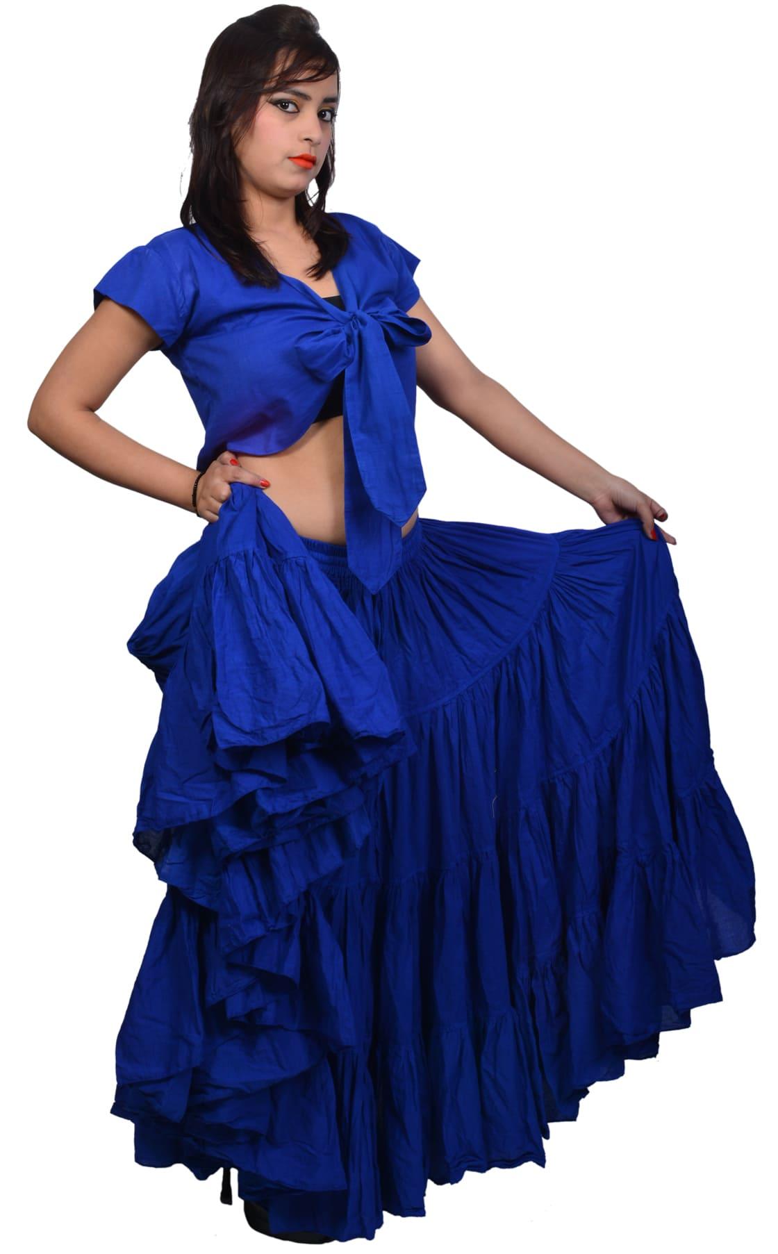 25 Yard Cotton skirt - Belly Dance Costume Skirts   eBay