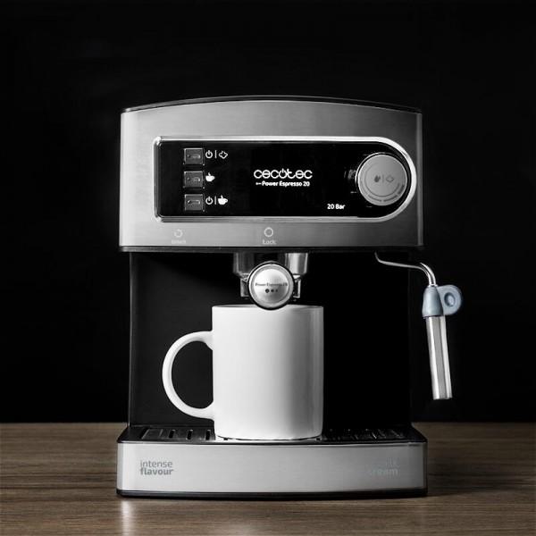 Power Espresso 20 Cafetera Express Comprar en Cecotec