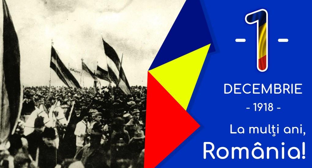 1 Decembrie Zi Națională 101 Ani România Storeday România