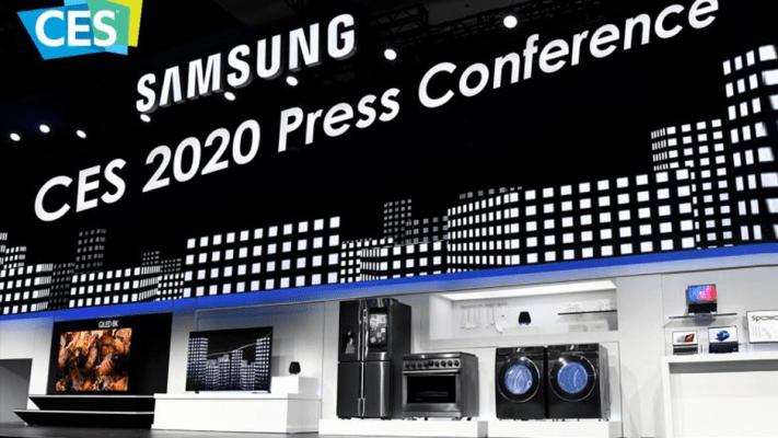 Samsung La Ces 2020 Gândire Mai Multă și Mai Inteligent Tutoriale It Storeday România