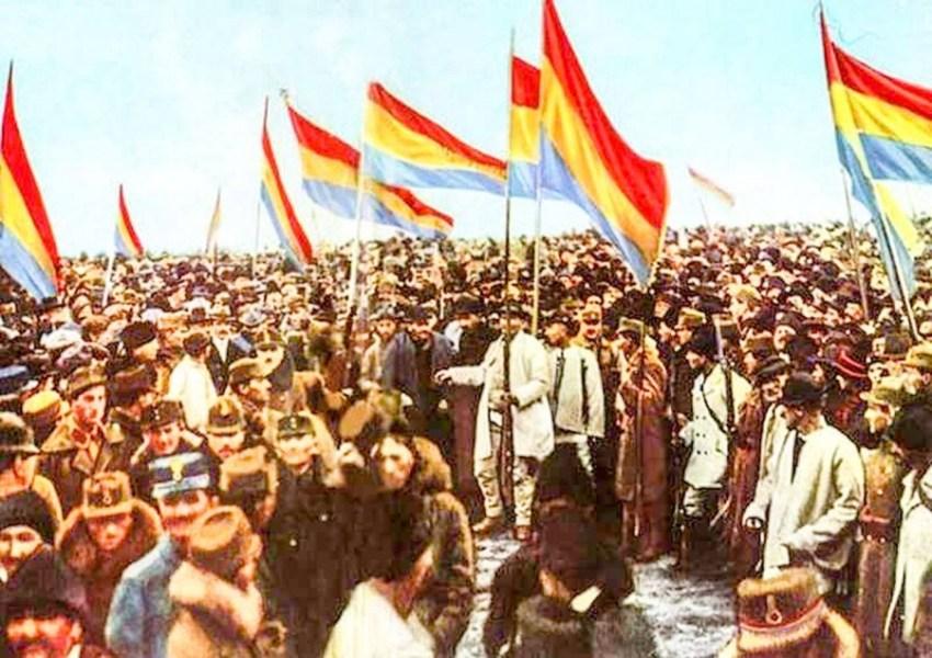 1 Decembrie 1918 Marea Adunare De La Alba Iulia