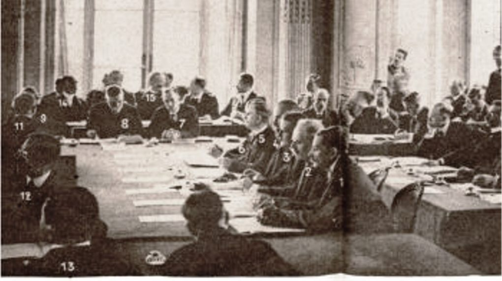 30 Aprilie 1918 S A Infiintat La Paris