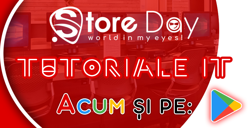 Storeday Romania Tutoriale It