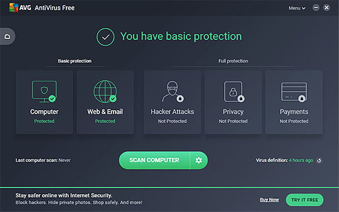 avg antivirus gratuit storeday romania
