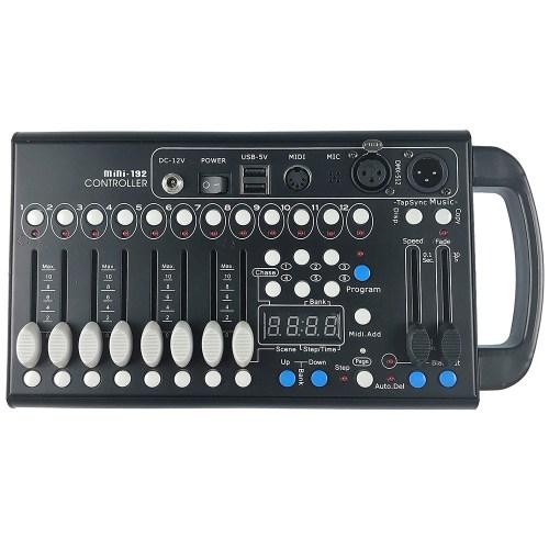 small resolution of cr mini dmx 192 channel dmx controller dmx lighting controllers store dj