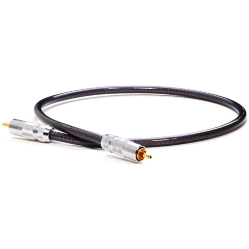 Oyaide Neo AS-808R V2 RCA 75 Ohm Digital Coaxial Cable (1m