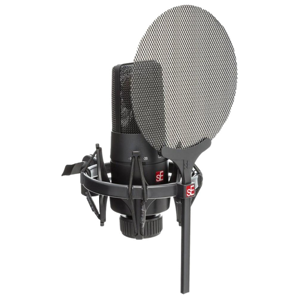 sE Electronics X1S Vocal Pack (w/ Shock Mount & Pop Shield)   Condenser Microphones - Store DJ