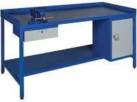 Heavy Duty Steel Work Benches Welded steel workbench ...