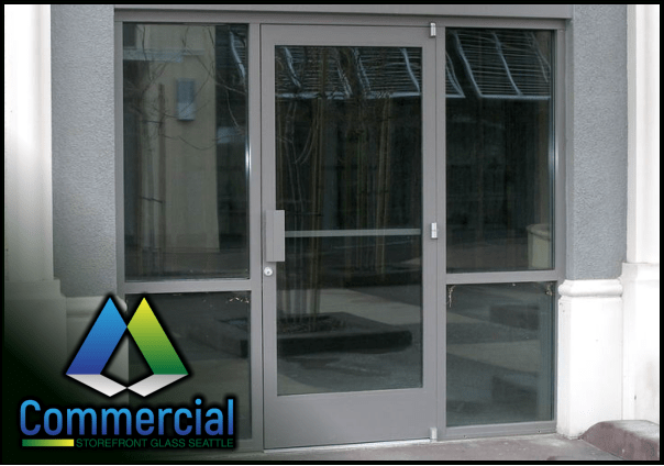84 commercial storefront glass seattle repair install door repair 2