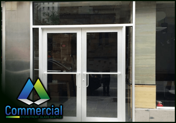 84 commercial storefront glass seattle repair install door repair 3