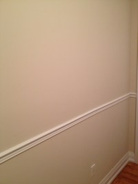 Chair Rails On Walls Pictures to Pin on Pinterest