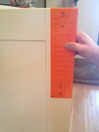 cabinet door knob template | Roselawnlutheran