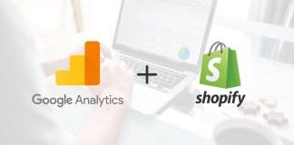 Google Analytics for Shopify