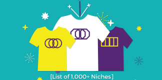 Untapped Profitable T Shirt Niches
