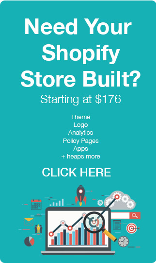 Storehacks Shopify Store Build 1