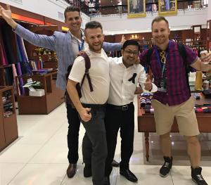 Gettings Suits in Bangkok