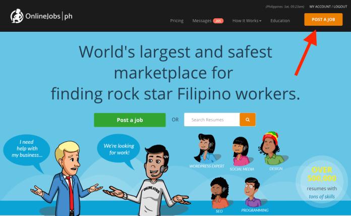Virtual Staff Finder