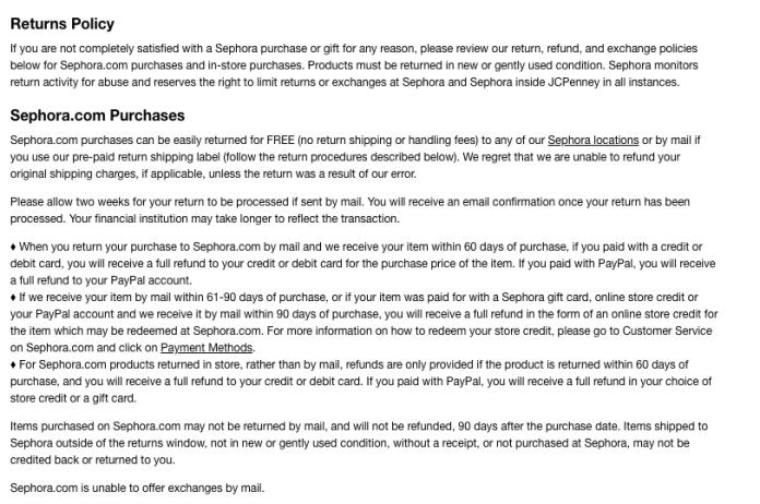 issue refund ecommerce