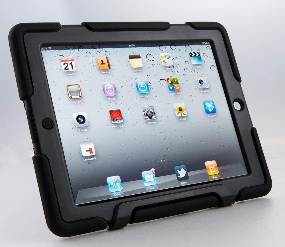 HardBody Military Grade iPad Case