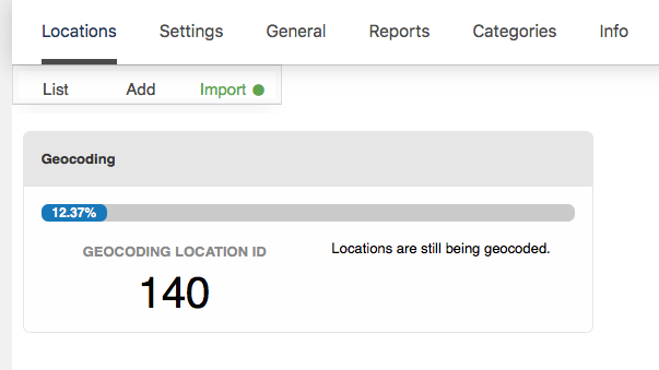 Power 4.9.2 Geocoding Progress
