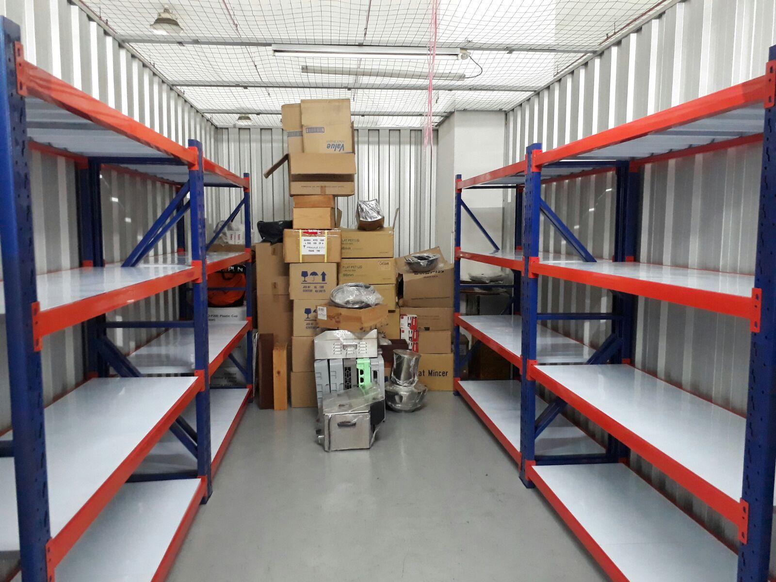 Heavy Duty Rack Singapore Boltless Rack Warehouse Rack
