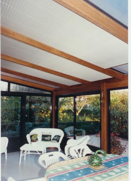 stores pour verandas ou verrieres