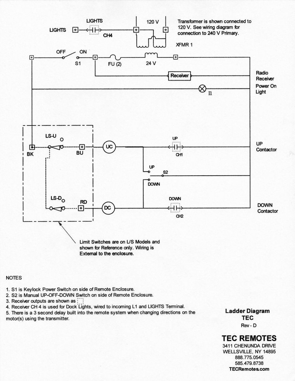 medium resolution of wiring installationrhtecremotes boat lift leveler switch wiring diagram at selfit co