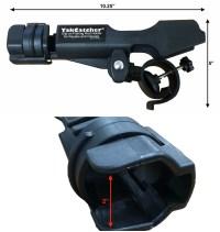 Kayak Fishing Rod Holder | Adjustable Clip On Boat Mount ...