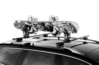 Thule Universal Snowboard Carrier | 2-Board Roof Rack ...