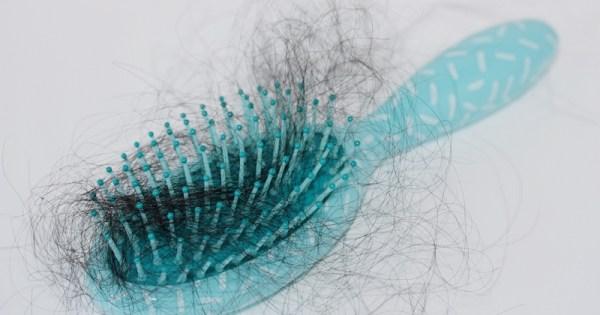 Haare Bürste Haarbürste Haarausfall